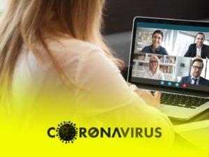 Coronakrise: wir sind weiterhin für Sie da