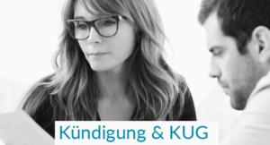 Kündigung im Zusammenhang mit KUG